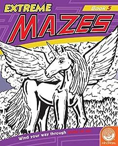 MindWare Extreme Mazes (Book 5)