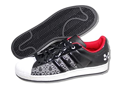 size 40 d7bff aaf88 Amazon.com | adidas Superstar II Mickey X Angry Mickey ...