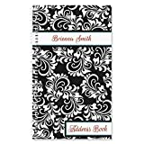 Opulent Personalized Lifetime Address Book