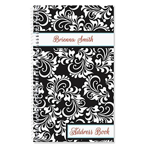 Opulent Personalized Lifetime Address Book by Current