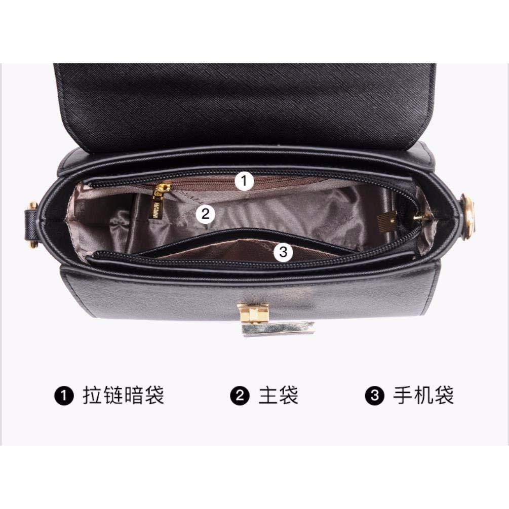 Color : Pink IANXI Home New Business Womens Shoulder Bag Large-Capacity Handbag Messenger Bag Womens Handbags Leisure Wallet