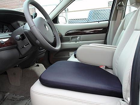 Amazon.com: Cojín de gel para asiento de auto o ...