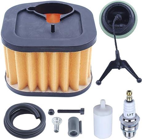 Amazon.com: Adefol Kit de filtro de aire para motosierra ...