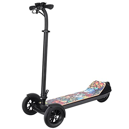 Amazon Com Dongchuan 3 Wheel Electric Scooter Foldable E Scooter