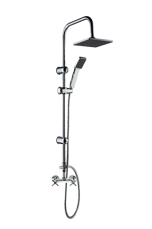 Diseño überkopfbrauseset, columna de ducha modelo:
