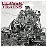 Classic Trains 2018 Calendar