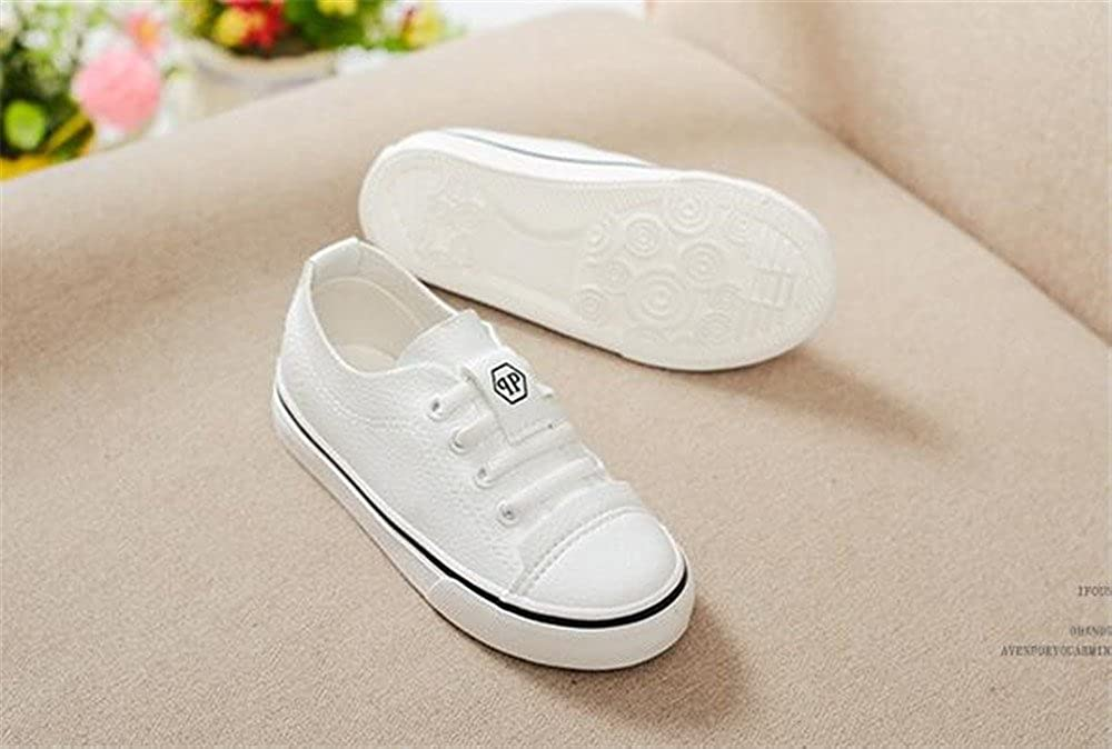 Kid Shoes Cute Flat Canvas Sneaker Light Weight Laceless
