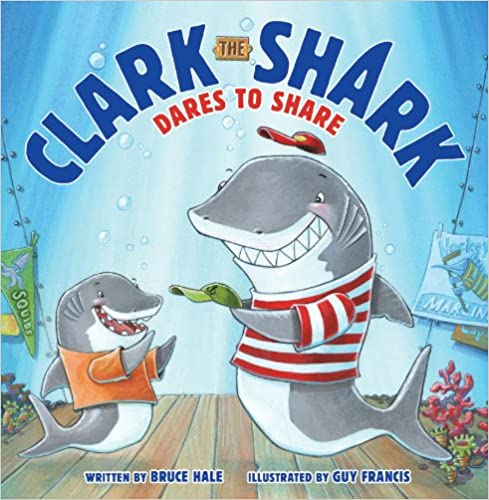 Download online Clark the Shark Dares to Share PDF, azw (Kindle)