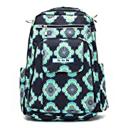 Ju-Ju-Be Classic Collection Be Right Back Backpack Diaper Bag, Moon Beam