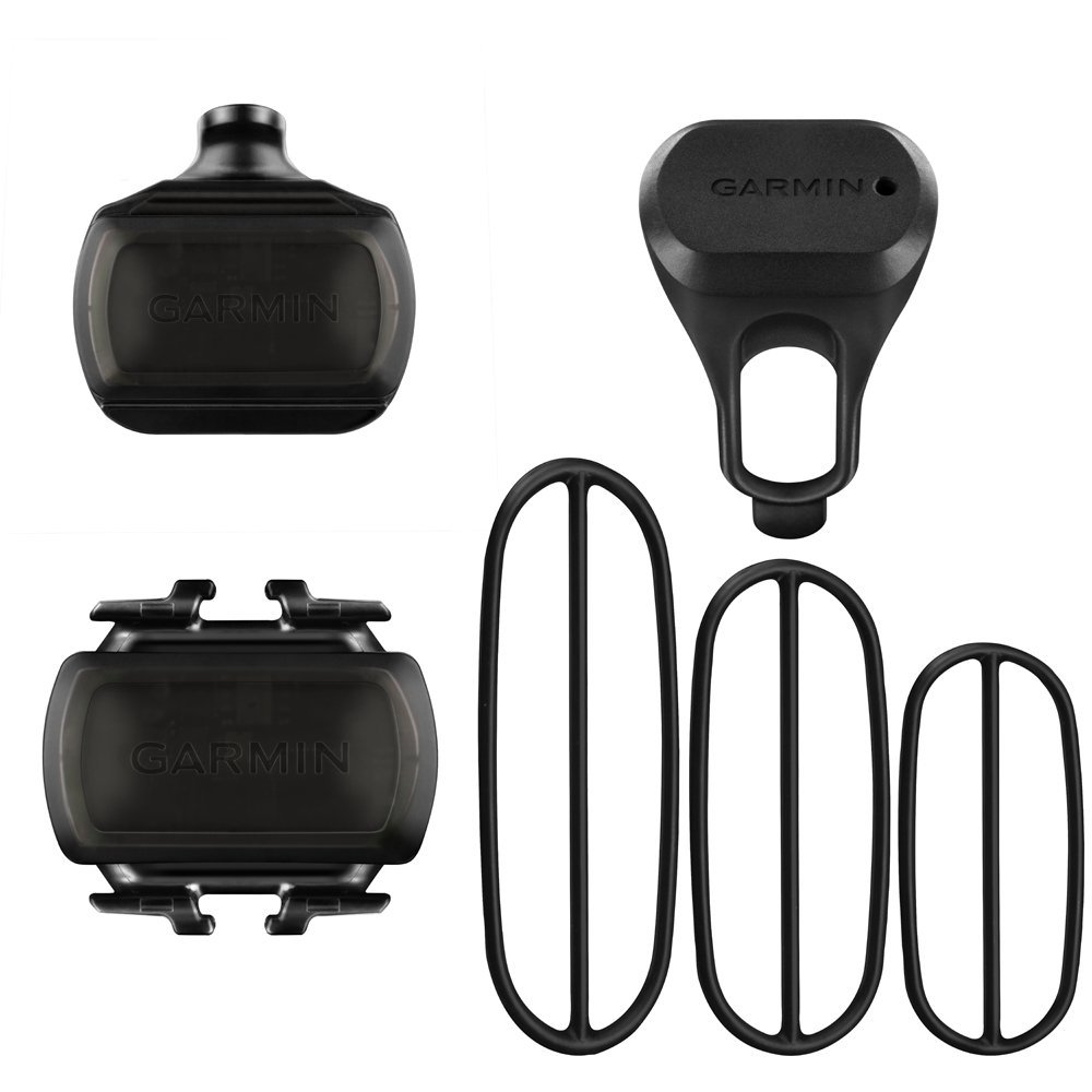 Garmin  Sensor de velocidad y cadencia color negro