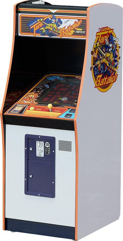 Good Smile Company f296541: 12Escala Namco Arcade máquina Collection Mini réplica de Tanque Batallón Figura