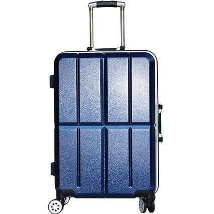 b5bd85620cc5 Amazon.com: MZTYX Us Personalized Aluminum Frame Suitcase Rolling ...