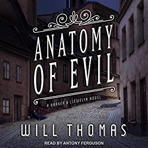Anatomy of Evil Audiobook