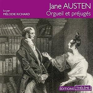 Orgueil et préjugés | Livre audio