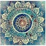 Mandala 5D Diamond Painting Art Kits for Adults,Painting Cross Stitch Kits,Full Drill Crystal Rhinestone Embroidery Pictures Arts Craft for Home Wall Decor Gift (Color: Mandala)