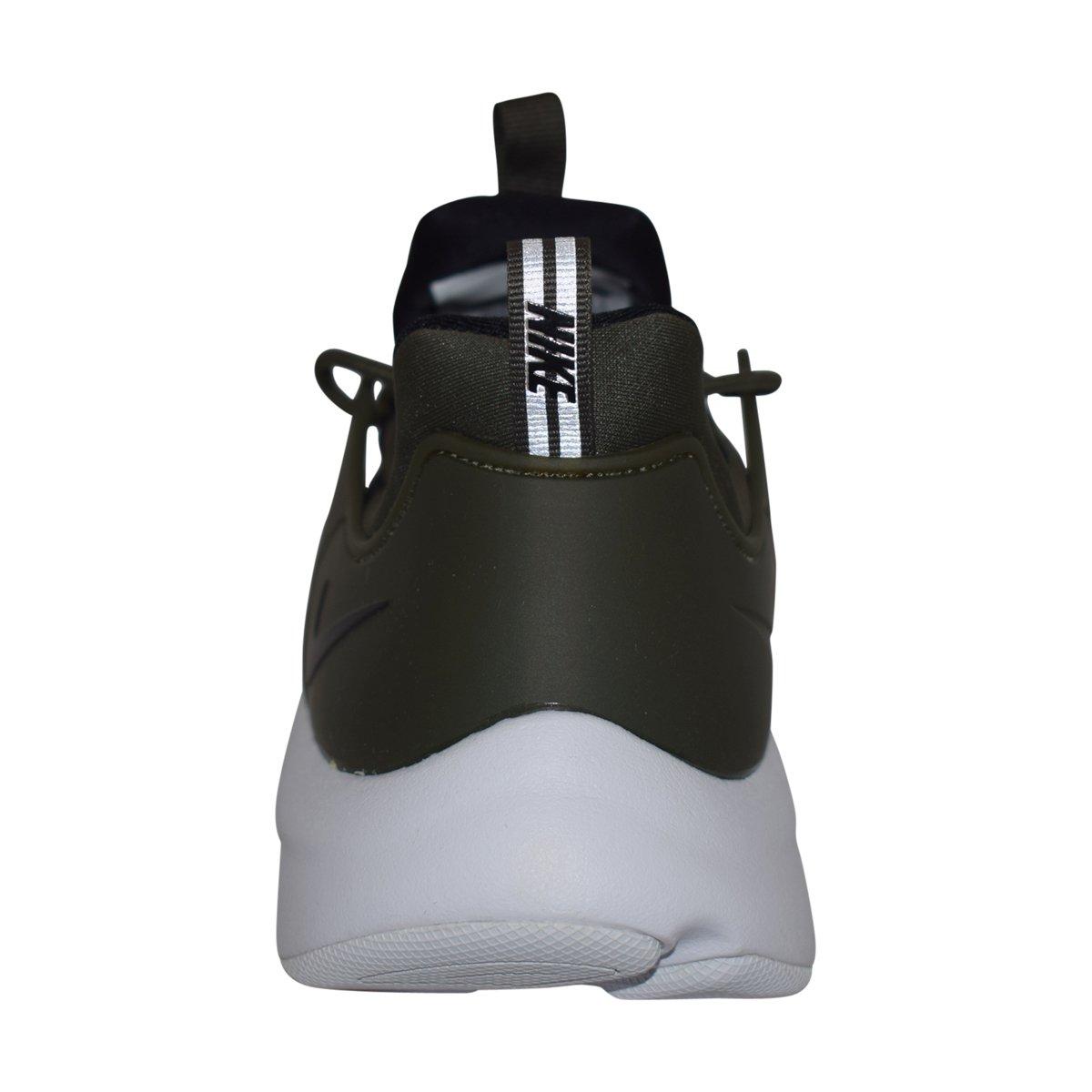 des des des baskets nike darwin de chaussures de course (cargo kaki / noir, blanc, 9,5 d (m)) 1c76ca