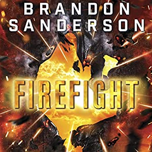 Firefight Audiobook