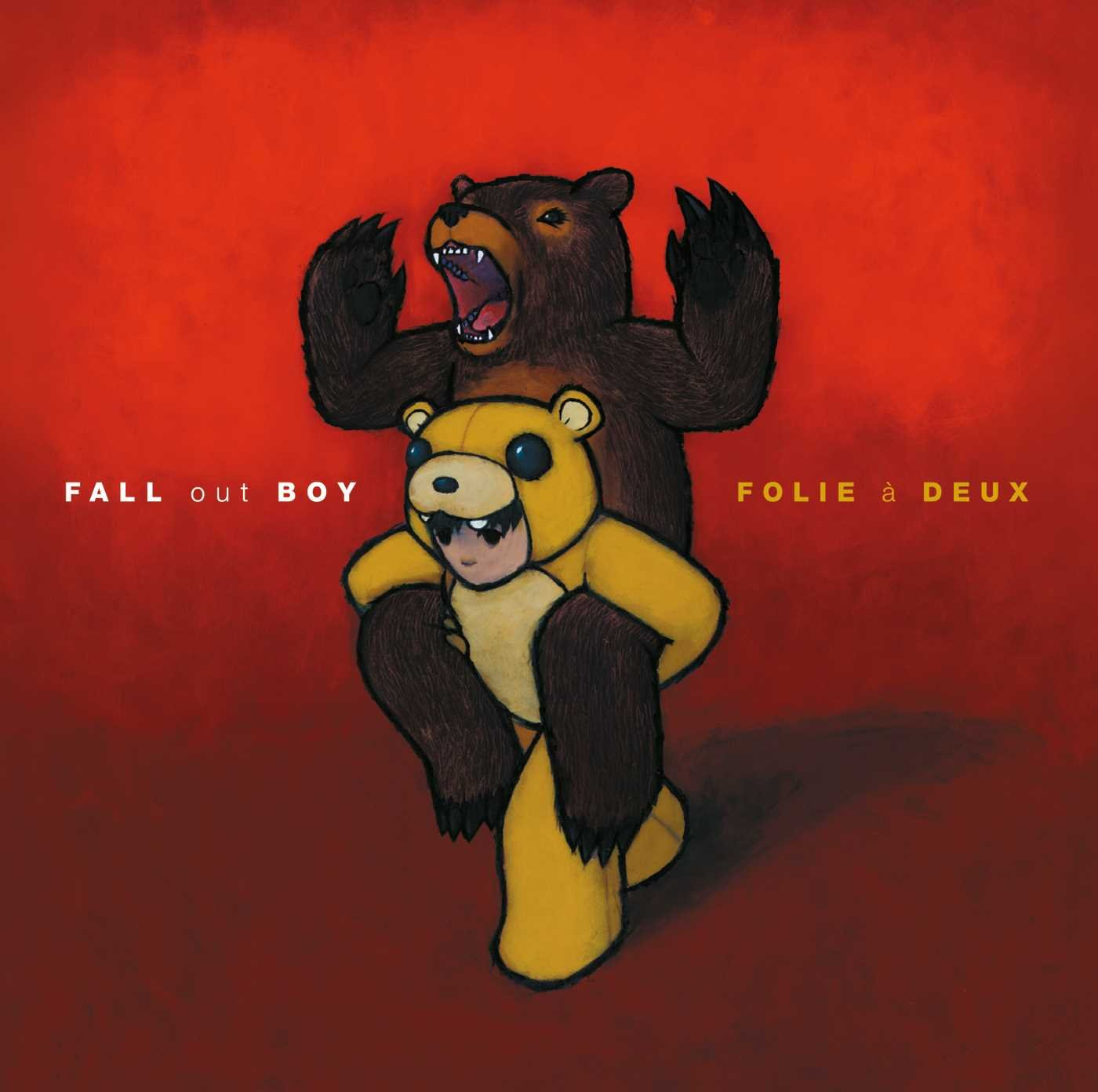 CD : Fall Out Boy - Folie a Deux