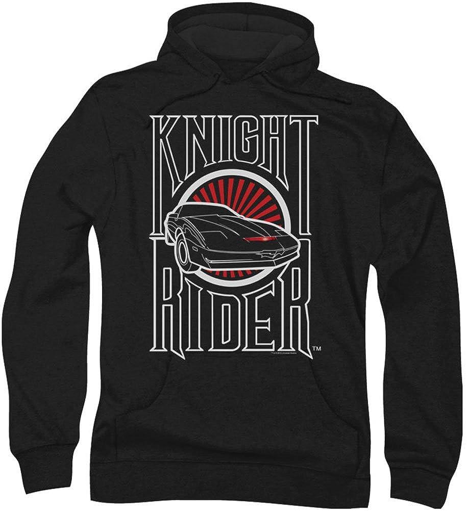 Knight Rider - Herren Logo Hoodie