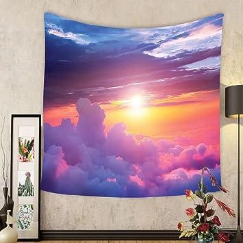 Amazon.com: Gzhihine Custom tapestry Wall Tapestry Apartment Decor ...