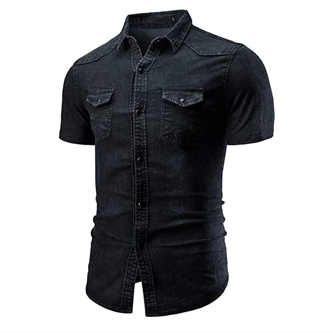 Amazon.com: Photno - Camiseta de manga corta para hombre ...