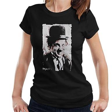 Sidney Maurer Original Portrait of Booba Men's T-Shirt Dzk7YIv