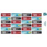 Ludilabel - Lotto di 24 stirabili per vestiti - Cars 3