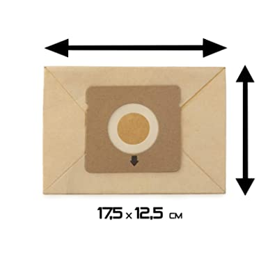 Amazon.com: Rowenta zr003901 6 x Filtro de papel + Micro ...