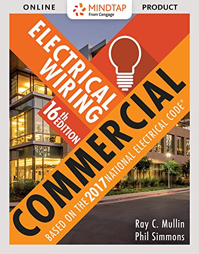 MindTap Electrical for Simmons/Mullin's Electrical Wiring Commercial, 16th Edition
