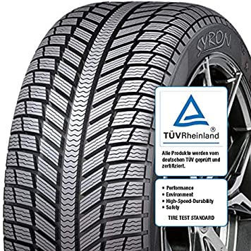 Syron Tires Everest Suv Xl 235 55 19 105 V E B 72db Winter Suv Auto