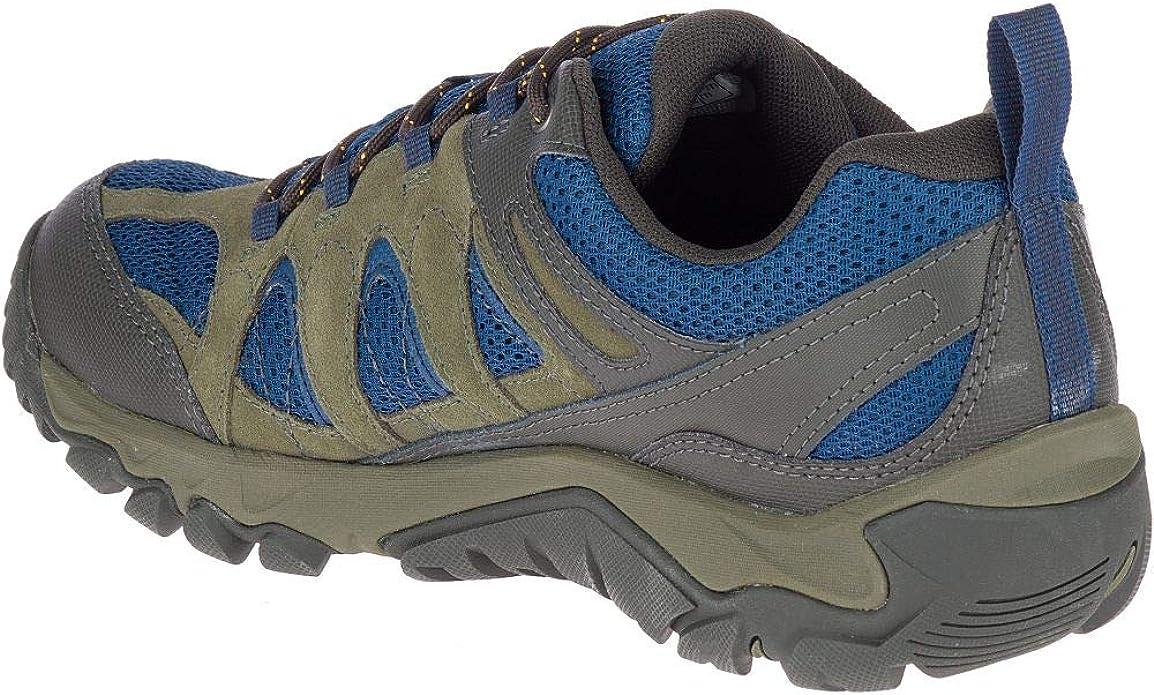 Merrell Outmost Ventilator Gore TEX Mens Boulder Hiking Shoes