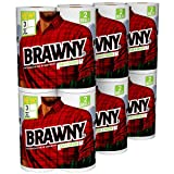 Brawny-TearASquare-Paper-Towels-12-Rolls-12--24-Regular-Rolls-3-Sheet-Size-Options-Quarter-Size-Sheets