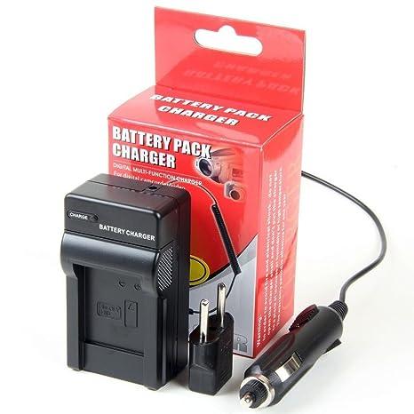 Disko - Cargador Baterías LP-E8 LPE8 para Canon EOS: 550 ...