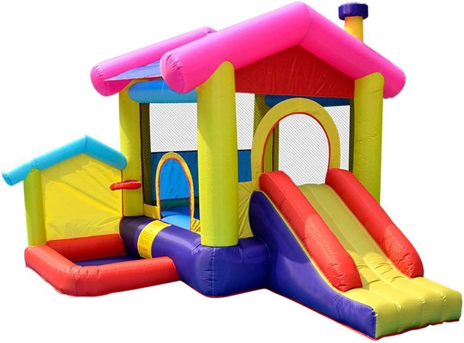 Castillos hinchables Juguete De La Cama para El Hogar Parque Infantil Al Aire Libre Valla De Juego Interior Cama Elástica para Niños Y Niñas Diapositiva De Jardín De Infancia