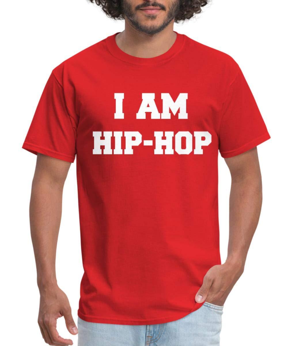 I Am Hip Hop T Shirt 4324