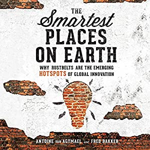 The Smartest Places on Earth Audiobook