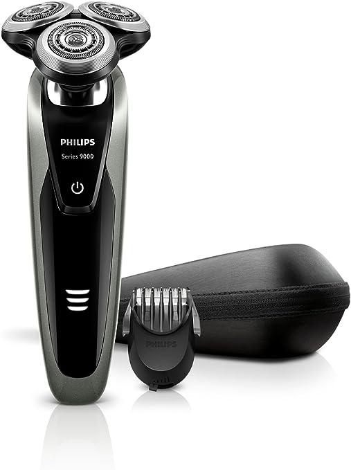 Philips SHAVER Series 9000 S9161 Plata - Afeitadora (Batería ...