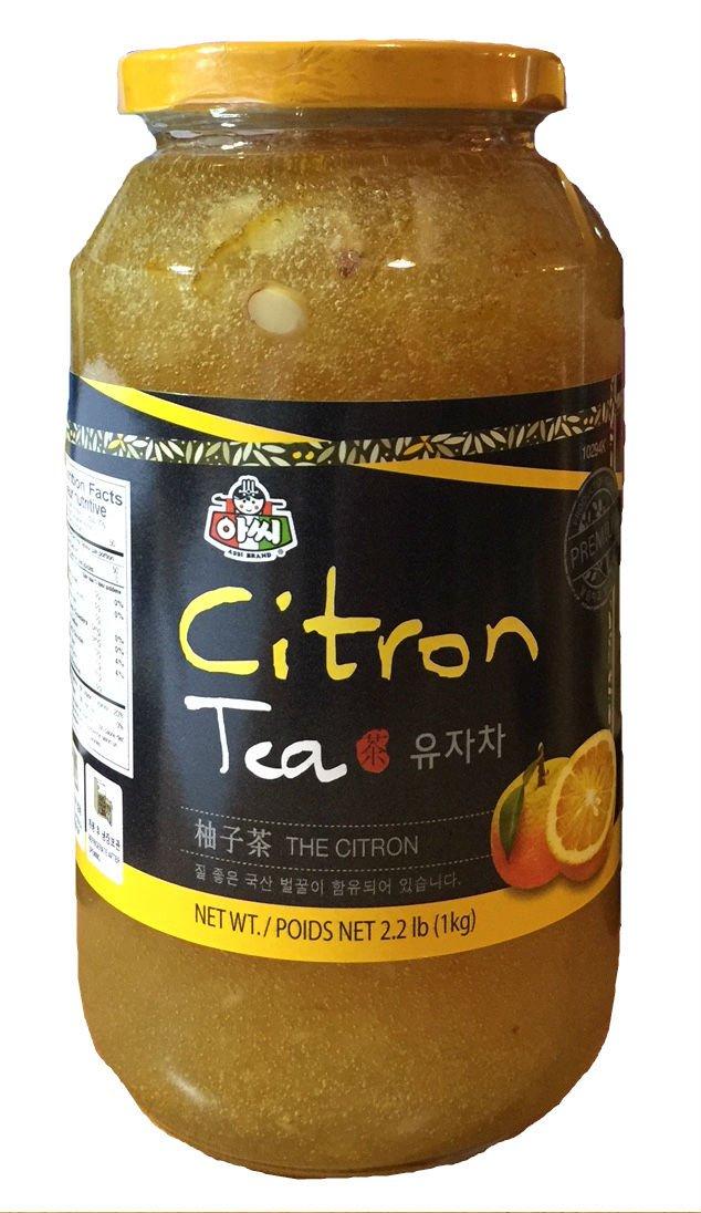 The Best Korean Citron Tea