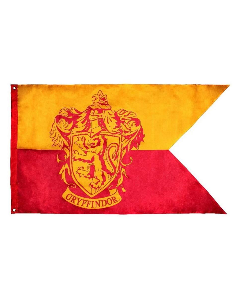 Harry Potter Gryffindor Flagge für Harry Potter Fans, Motto Parties & Quidditch Turniere B07BZMBHBP Schmuck Schön | Abgabepreis