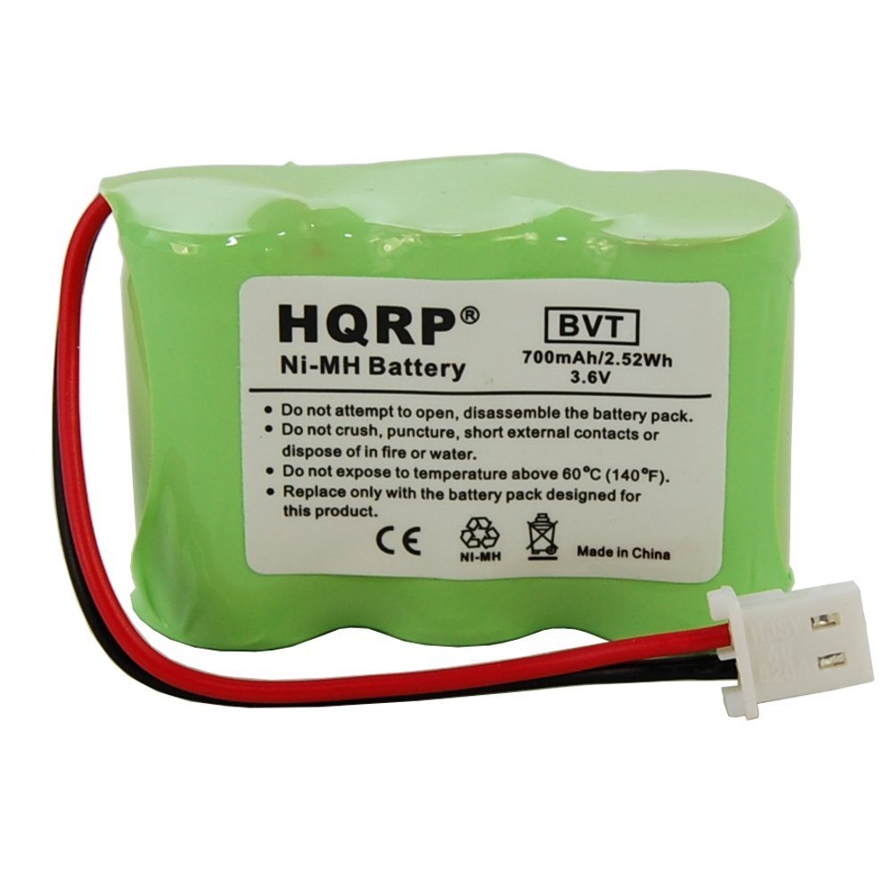 HQRP Battery for Eton / GRUNDIG FR360-BAT, FR360, Axis Radio + HQRP Coaster 887774411041411