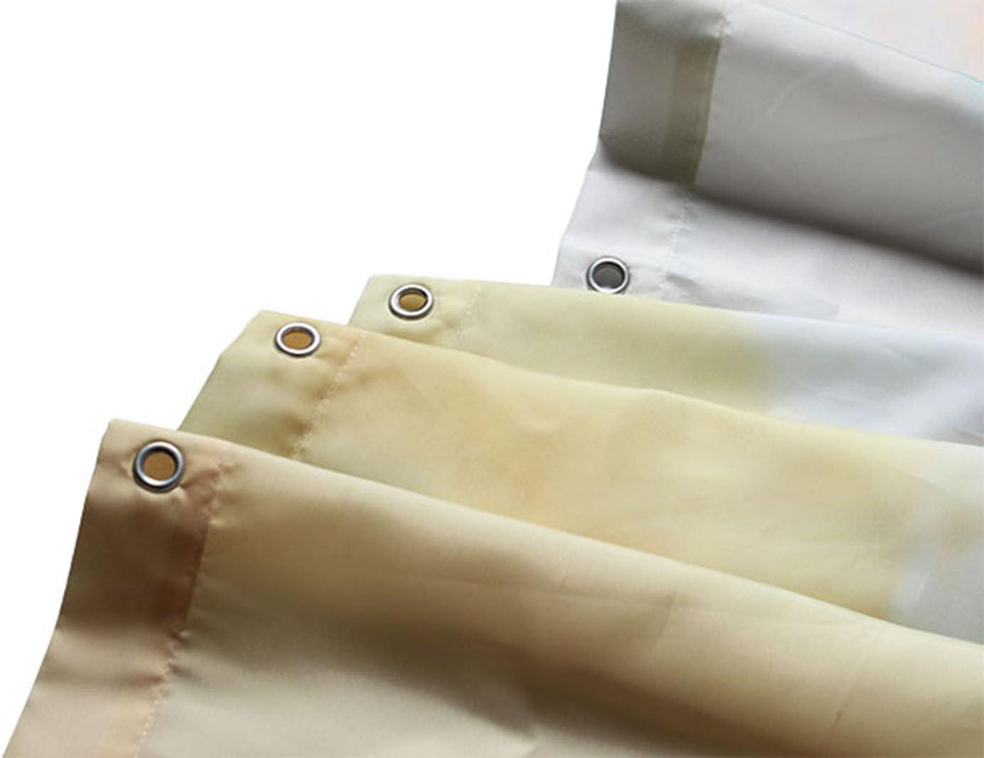 Unique Custom Merry christmas Dreamlike the Santa Claus Waterproof Polyester fabric Shower Curtain 60X72-Bathroom Decor