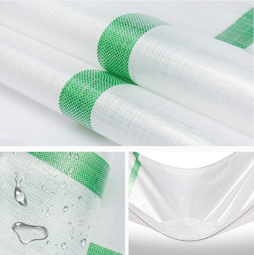 Wasserdichte Planen-Blatt-Plane im Freien, 210G   m², 20 Stärke 0.38MM, 20 m², vorhandene Größe, weiß 3081ad