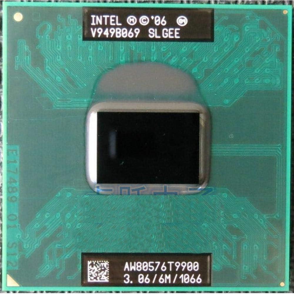 Intel CPU Laptop Core 2 Duo T9900 CPU 6M Cache//3.06GHz//1066//Dual-Core Socket 479 Processor T9600 P9600 GM45 PM45