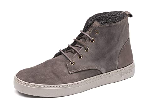 Natural World Bota Basket Suede Efecto Desgastado Modelo 6703: Amazon.es: Zapatos y complementos