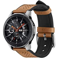 Spigen Samsung Galaxy Watch (46mm) / Galaxy Watch 3 (45mm) / Huawei Watch GT 2 / Honor Magic Watch 2 Kayış (22mm) Retro…