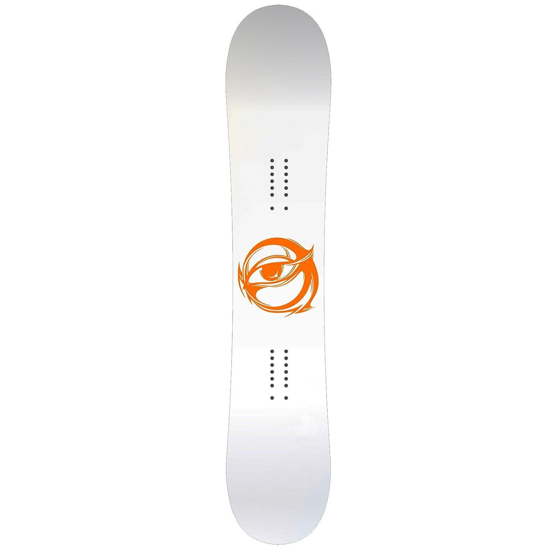 Circle Eye Art Snowboard Sticker All Weather 6 Vinyl Decal