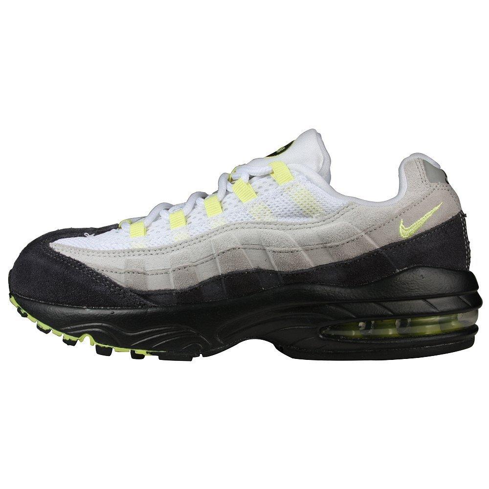 brand new f0c5e 47420 Nike Baby Boys' Nike Air Max ' 95 (Preschool) Cool Grey/Neon ...
