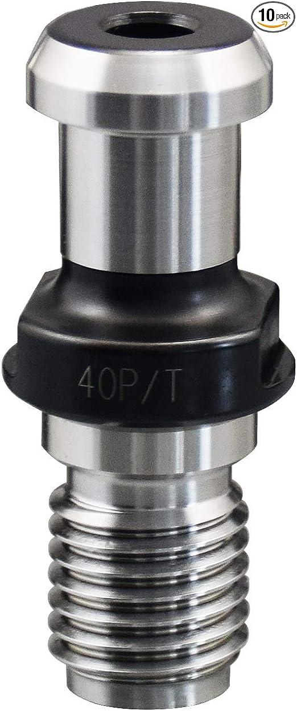 10Pcs 40P Pull Stud Retention Knob Fit Doosan CNC Machine Tool JIS B6339-1998