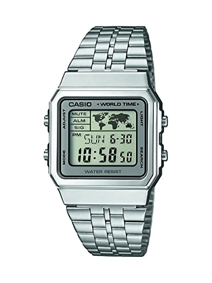 Reloj Casio Collection para Hombre A500WEA-7EF: Casio: Amazon.es: Relojes