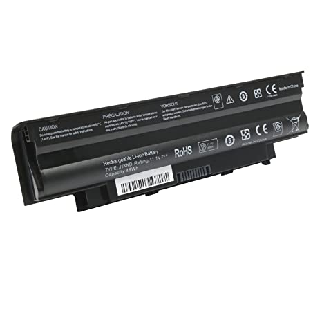 New J1KND 4T7JN TKV2V Replacement Laptop Battery for Dell Inspiron 3420 3520 13R 14R 15R 17R
